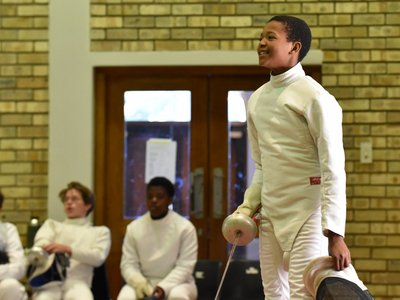 highlights of Nemato Fencing Club