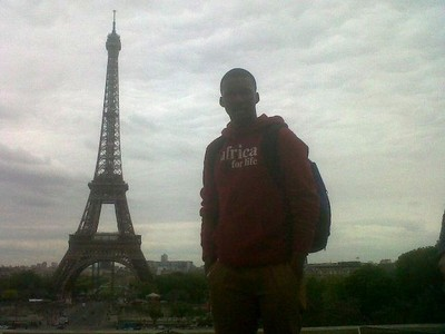 Athi in Paris