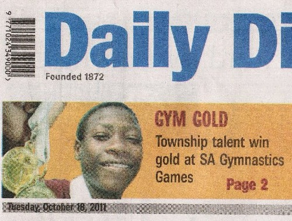 "Daily Dispatch: ""Gym Gold"""