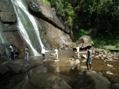 Hogsback waterfall
