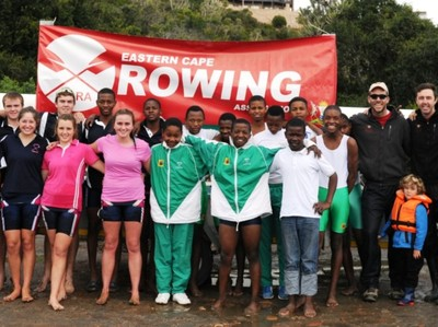 Kenton Regatta participants