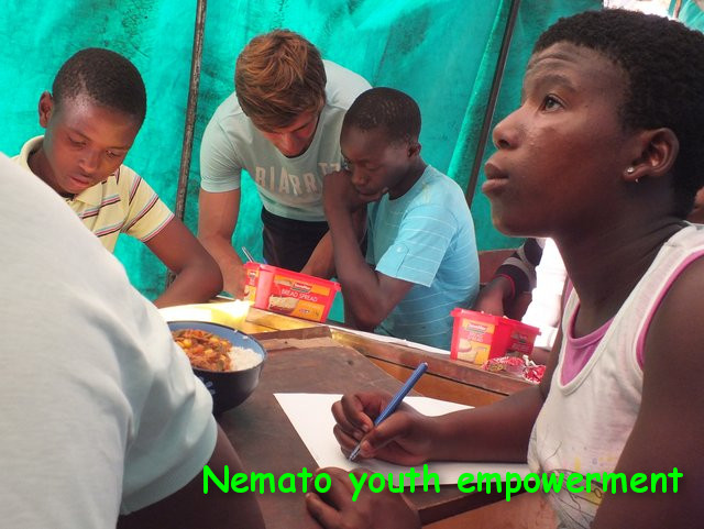 Nemato Change a Life: empowerment for youth from Nelson Mandela Township (Nemato)