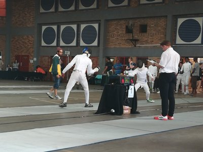 fencing competition in limpopo