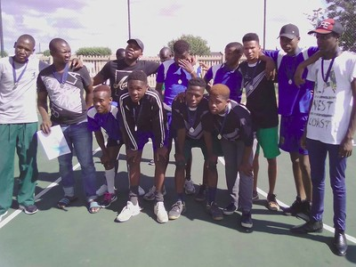 handball tournament in Gauteng